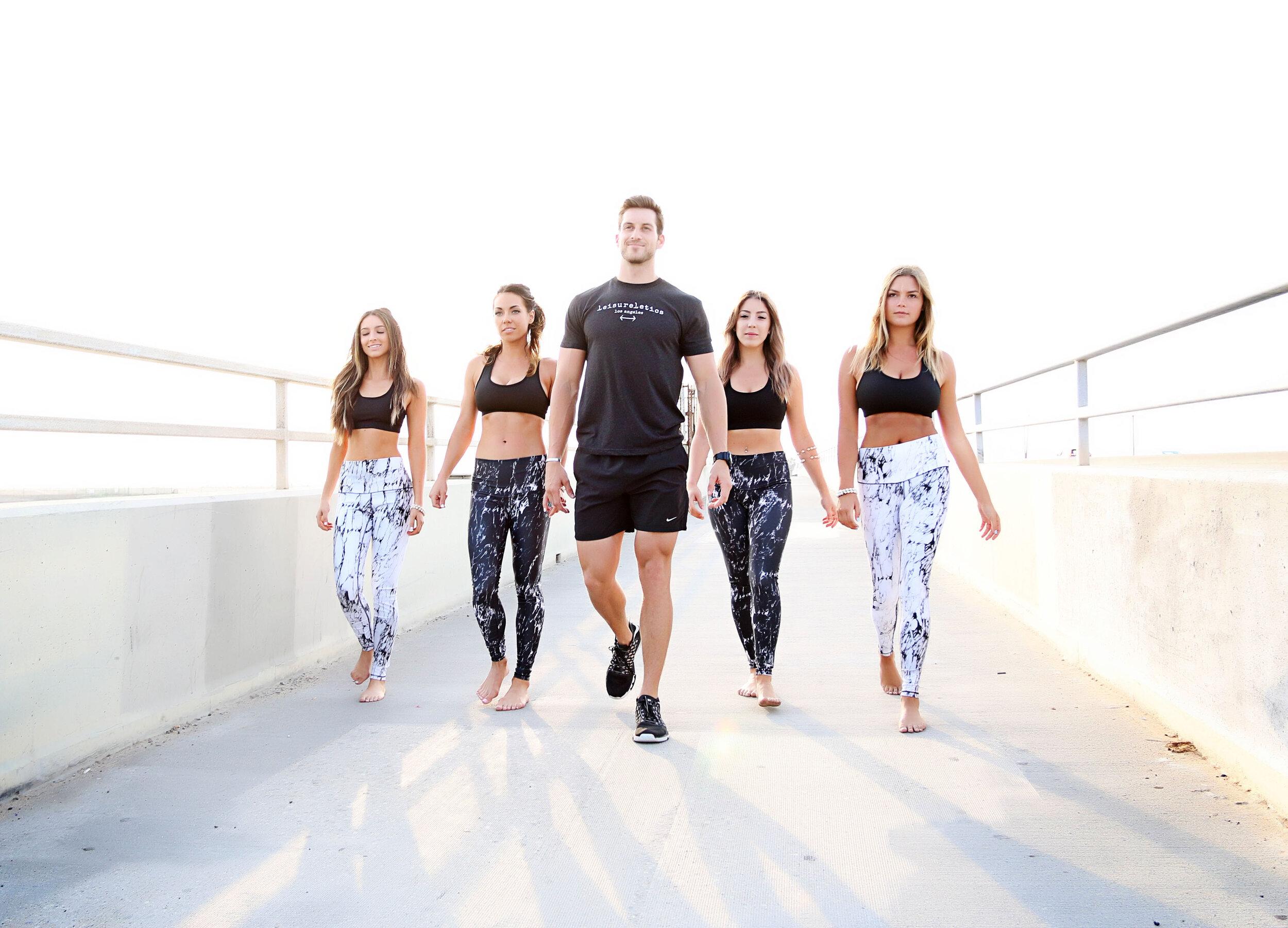 Leisureletics - Chase McNary