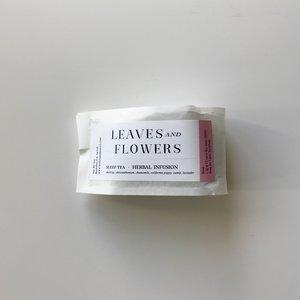 Sleep Tea Flowers Skin