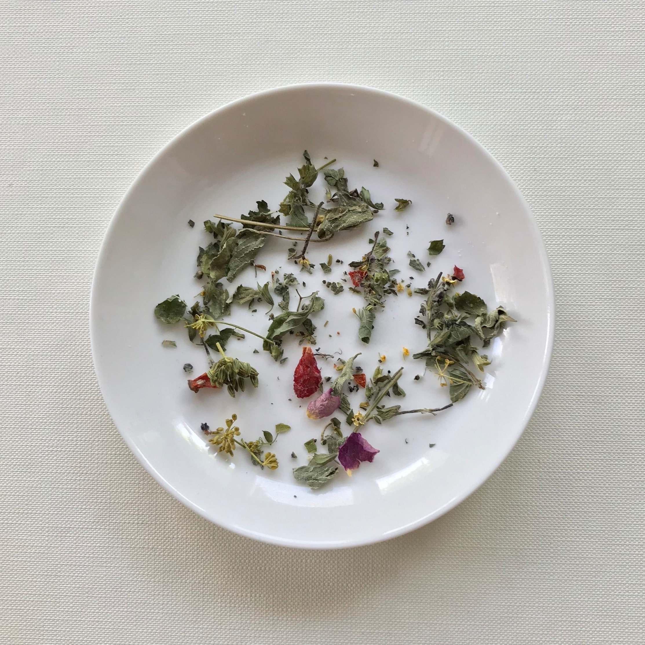 Flower Tea  for your glow, sustainably made in small batches.