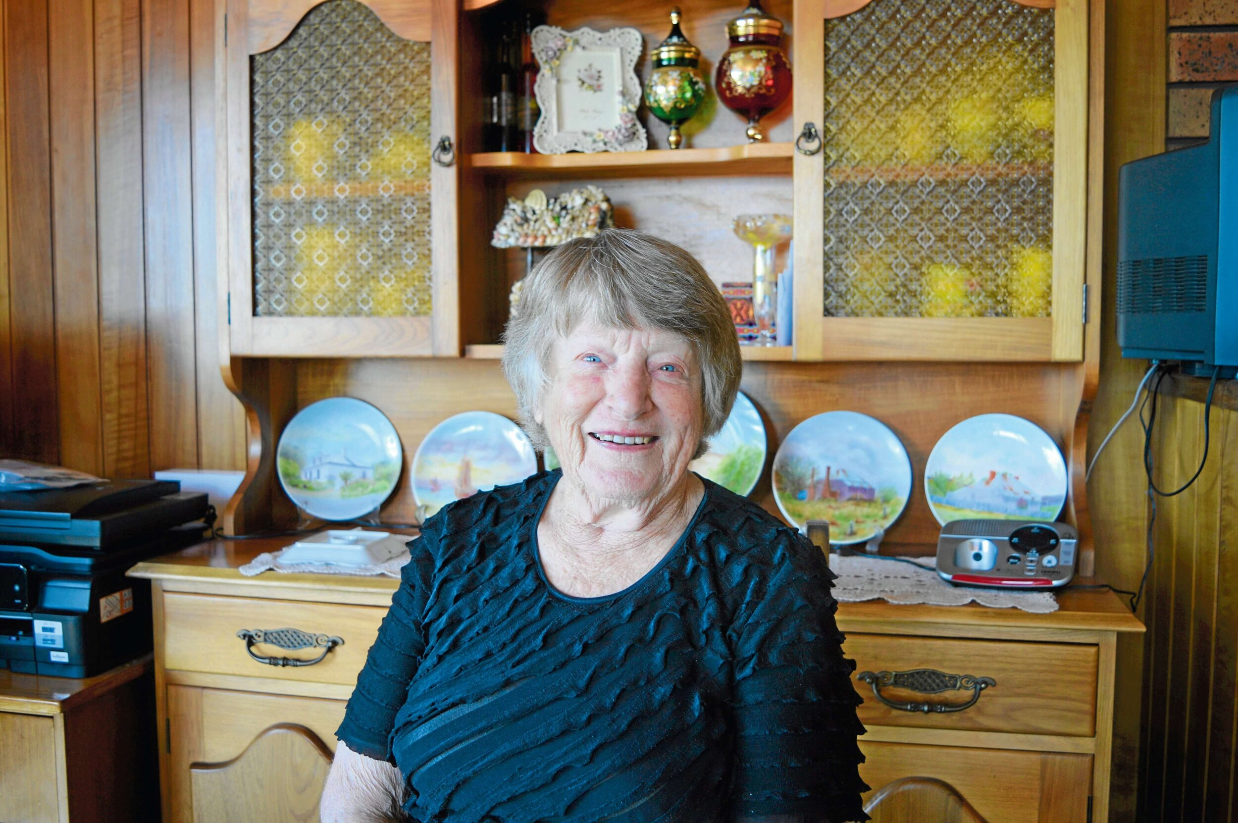 • Bridport's Fay Ralph reflects on a life lived to the fullest.