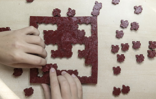 3D Printed Puzzles — Make Anything