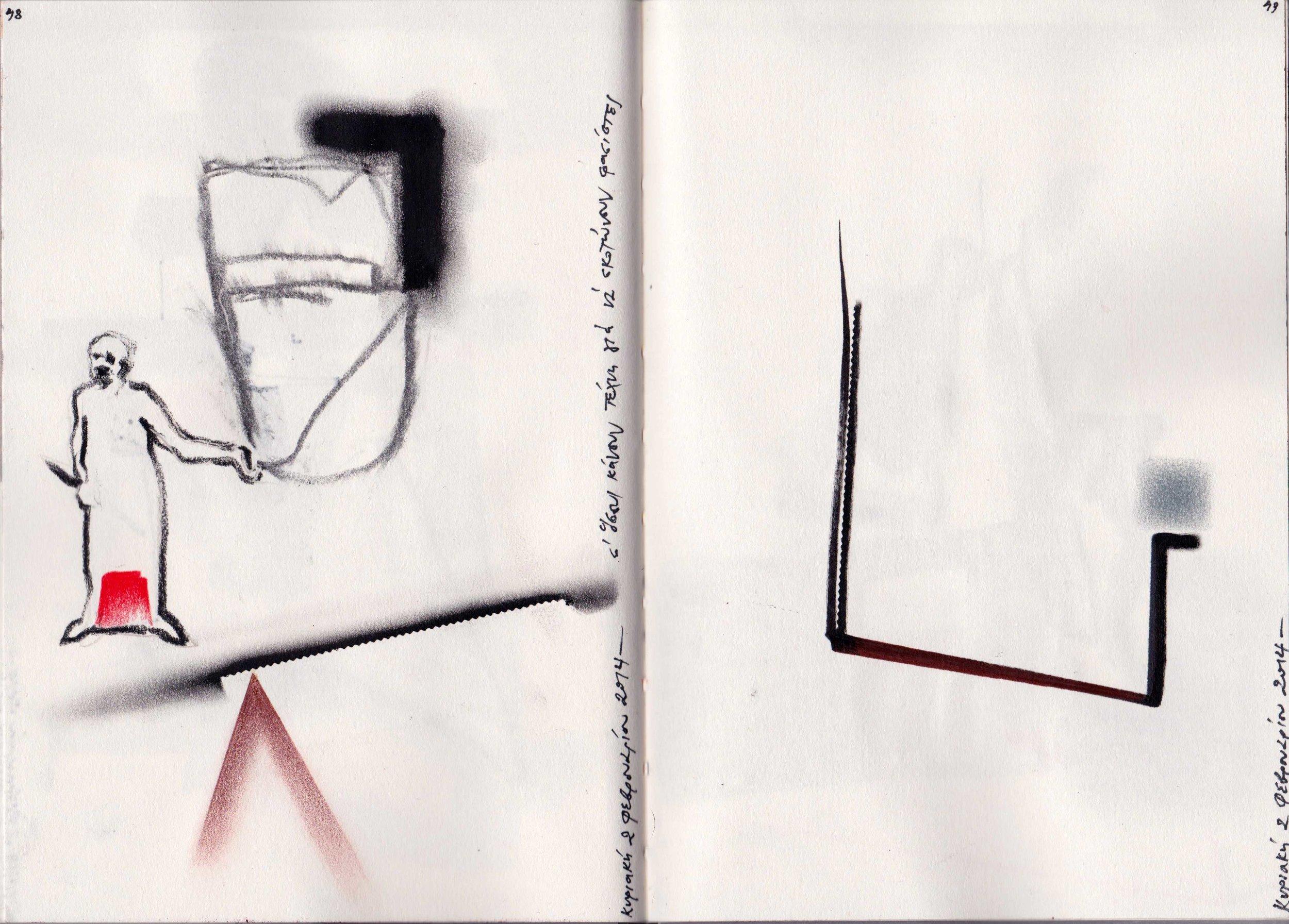 diary 16 page 48-49