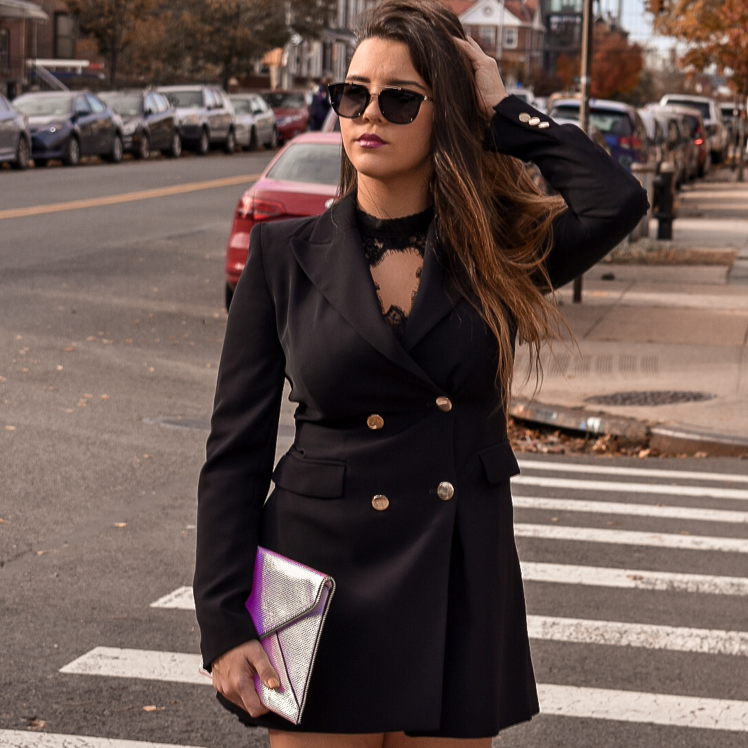 CHIC NYC Looks for Thanksgiving Eve -