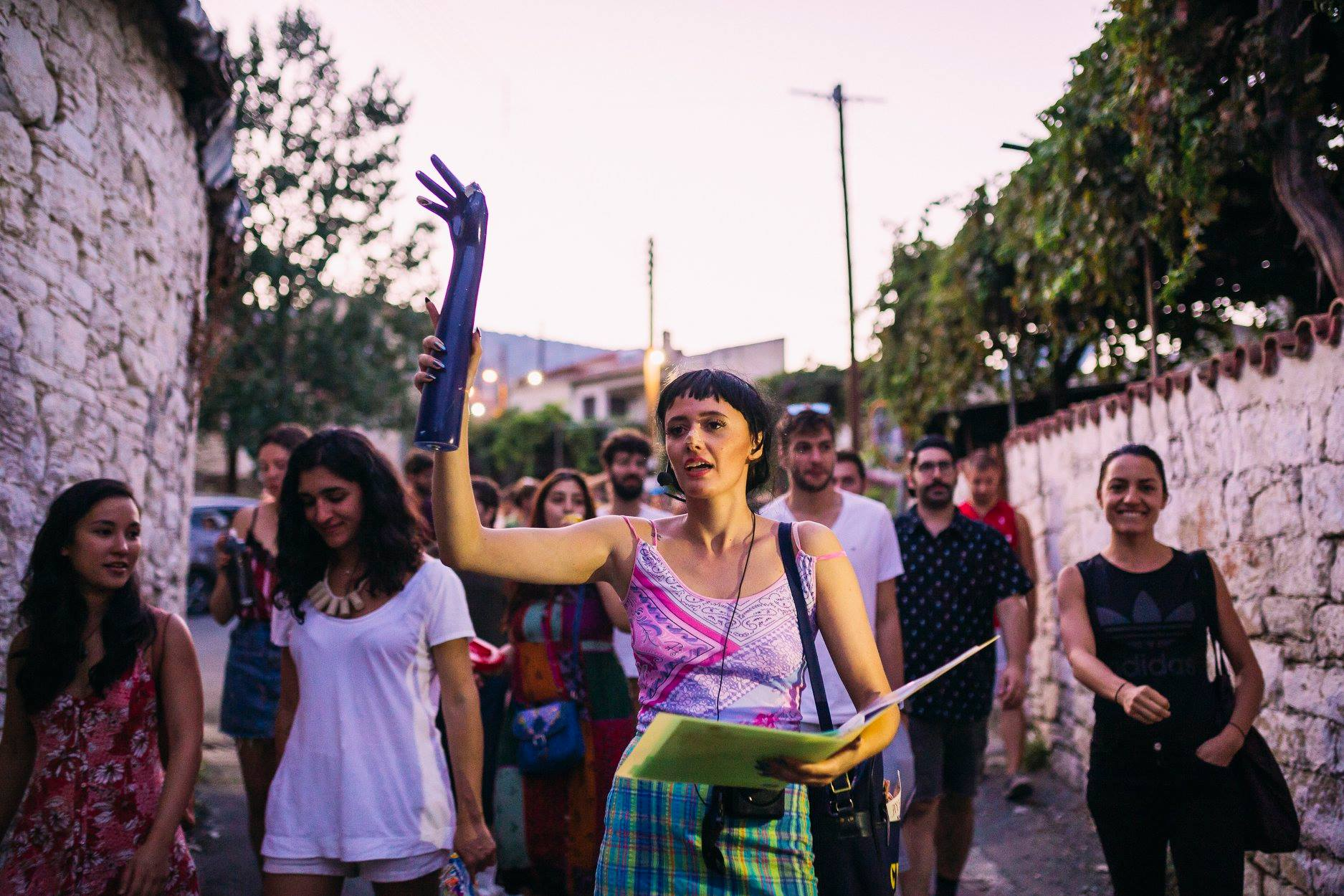 Picture by Emma Louise Charalambous, Xarkis festival