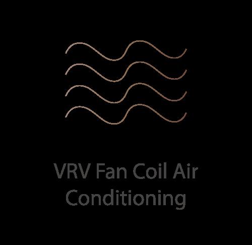 VRV Fan Coil Air Conditioning