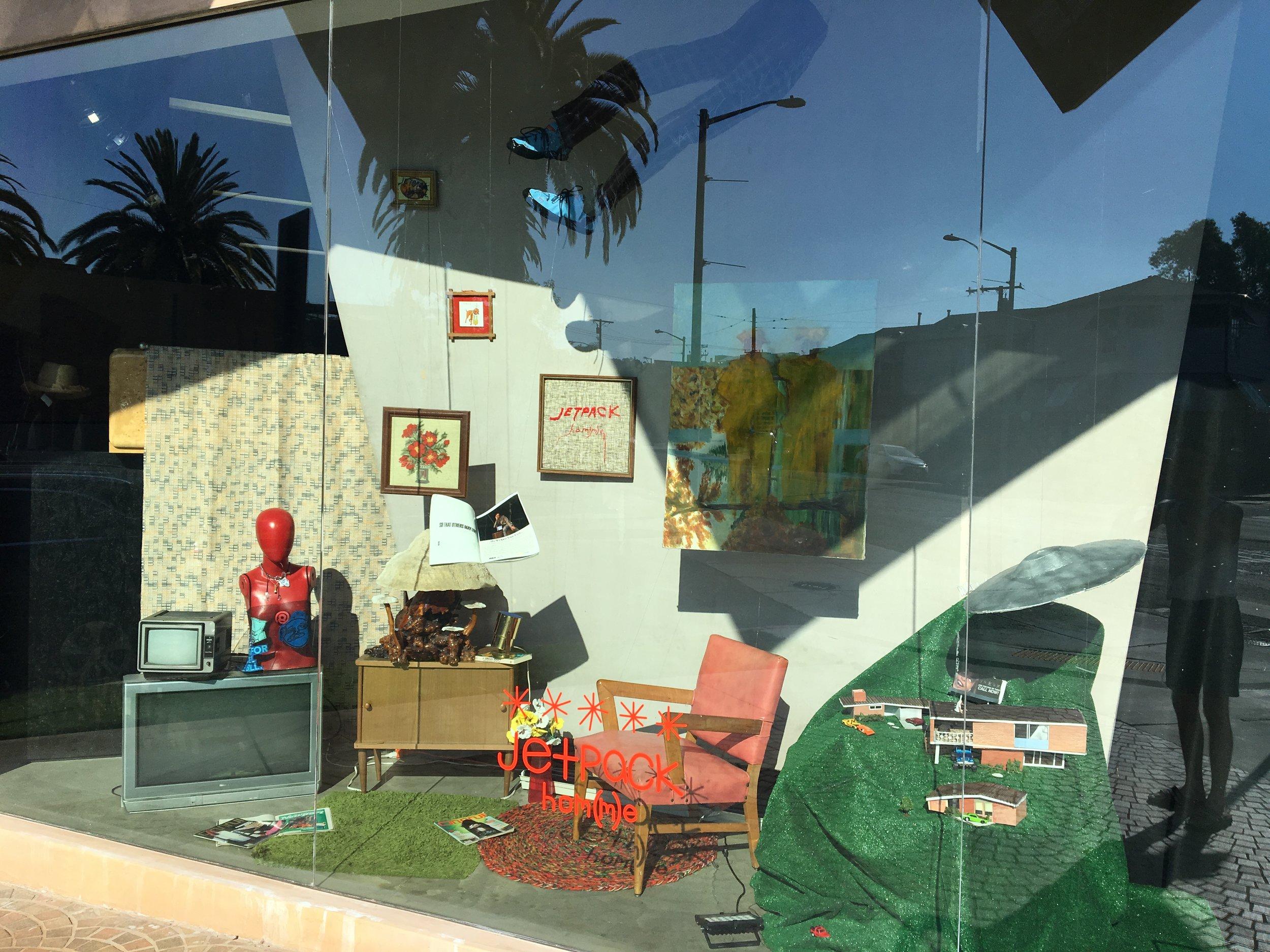 H.Lorenzo Window Display