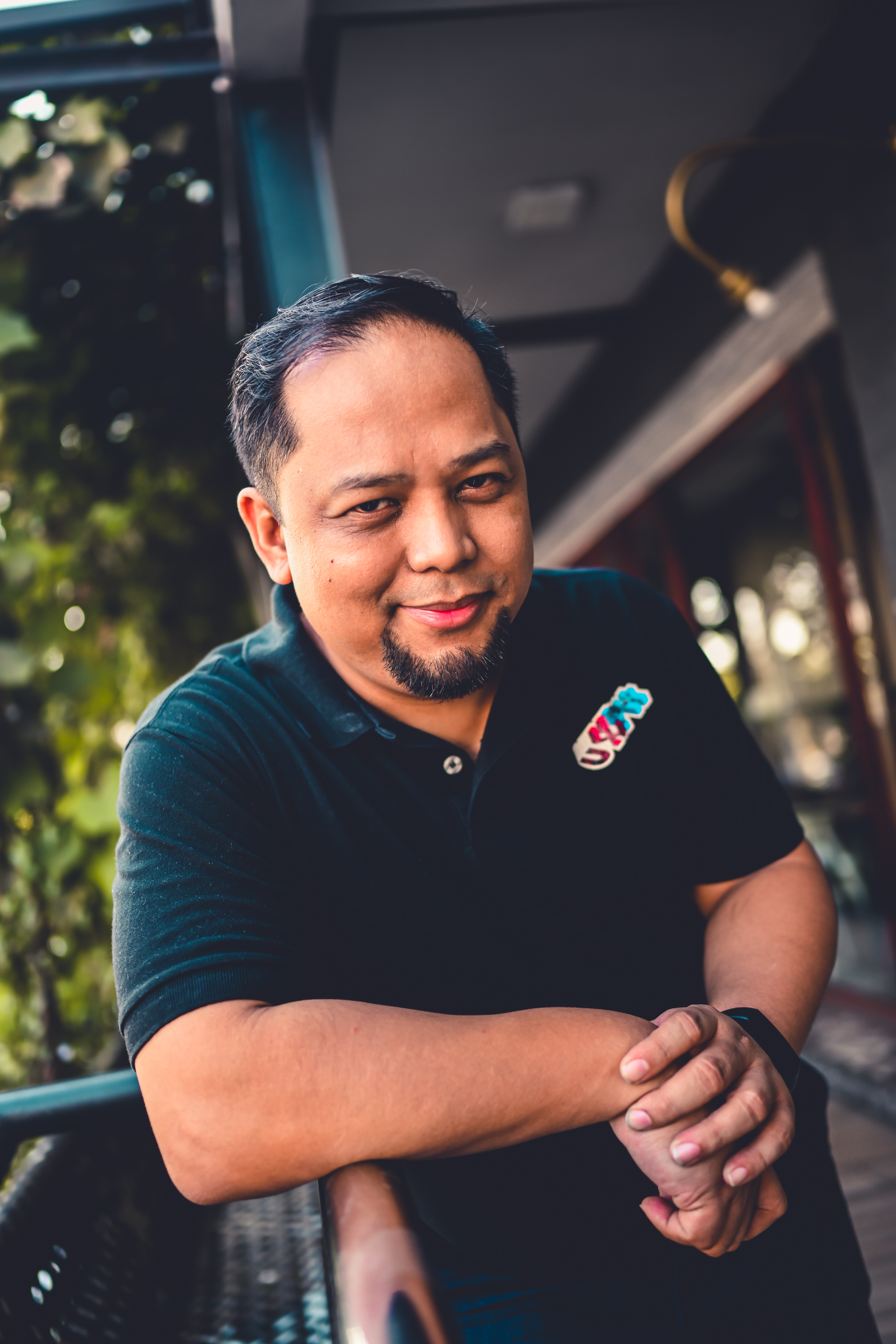 The UX Evangelist - Ely Apao