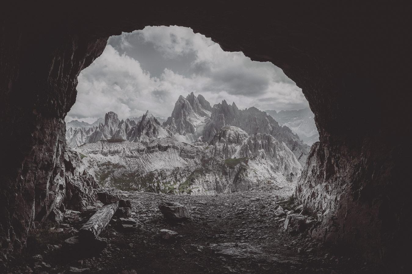 - El neuromarketing nació en una cueva parecida a esta