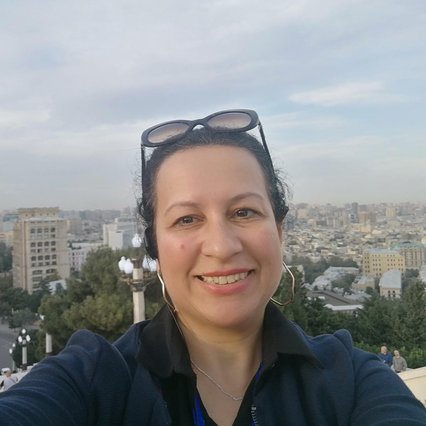 Shereen Ahmed, Founder of     Akla Baity