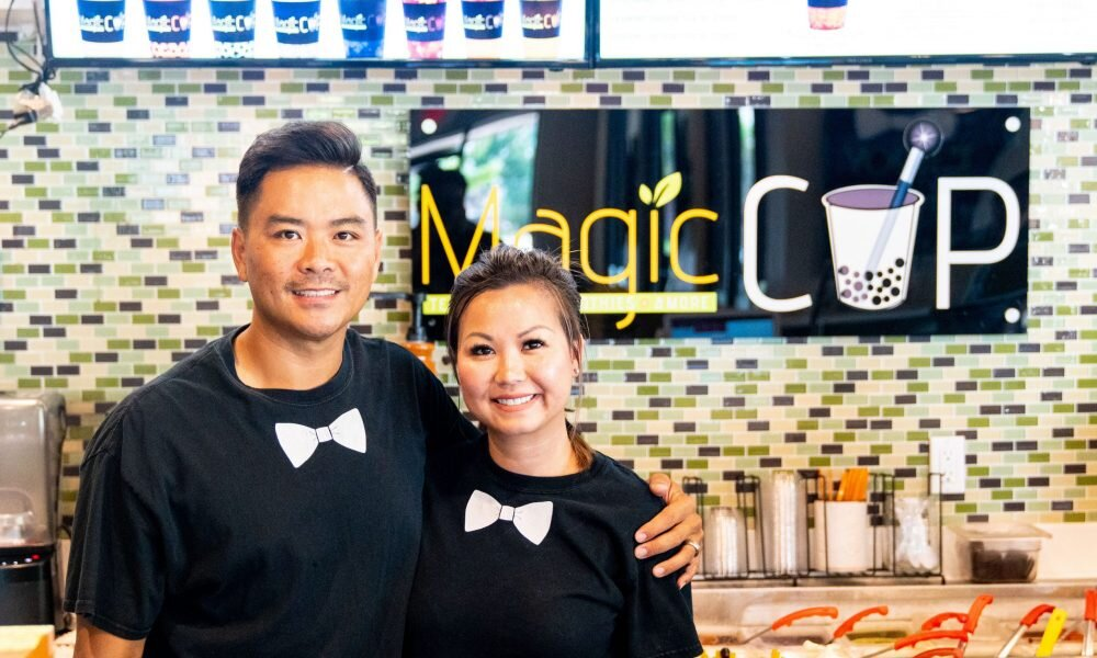 Magic Cup Franchise launch