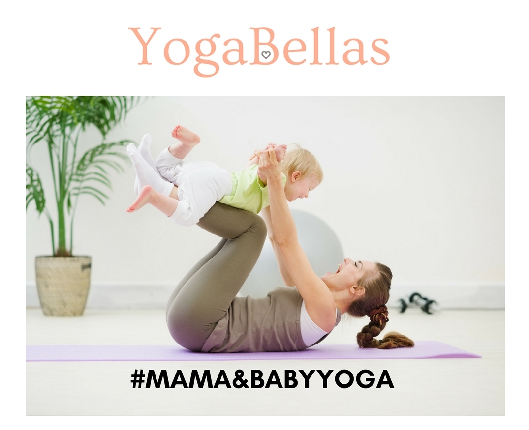 MAMA & BABY YOGA PLAYDATESTHURSDAY MORNINGS - 10.00 -11.00amBabies & Beyond, Media CityPots-natal yoga classEmail to register your interestE: info@yogabellas.comBooking is essential.Private classes also available on request.