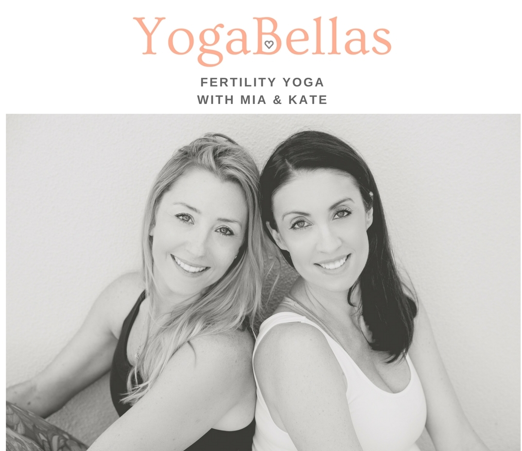 FERTILITY YOGA - Restorative & Fertility YogaPRIVATE CLASSES ONLYEmail to register E:info@yogabellas.com
