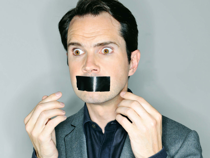 Jimmy Carr, The Shorely