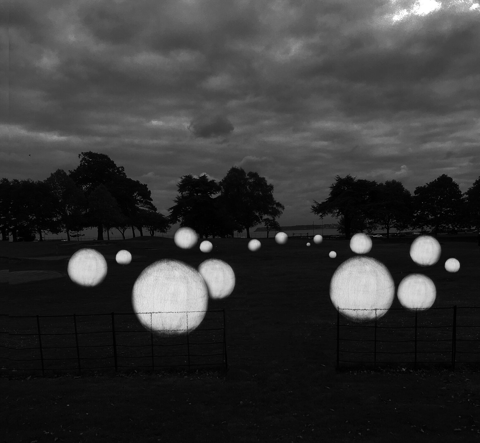 - 🌟Walk through the lantern path of Moonscape at Torre Abbey Meadows from 5.30pm till late every night.