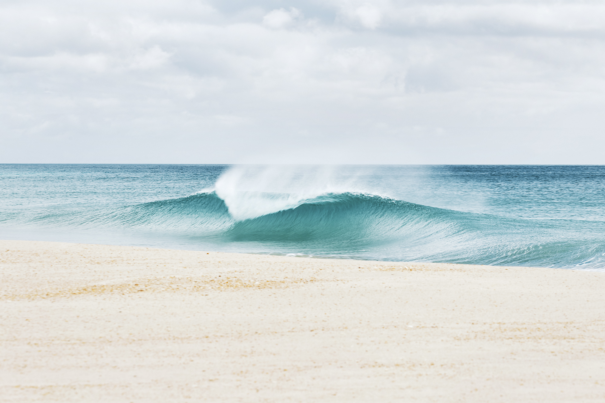 Martha Lavinia is one of the most beautifully photogenic sand bank waves on the planet.