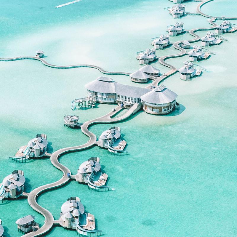 Maldives & French Polyneysia -