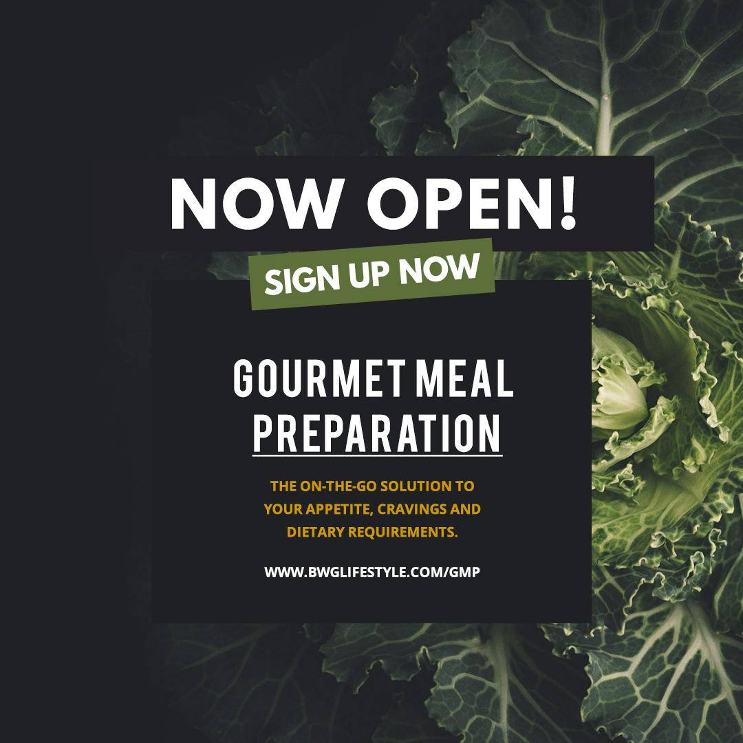 Gourmet Meal Plans -
