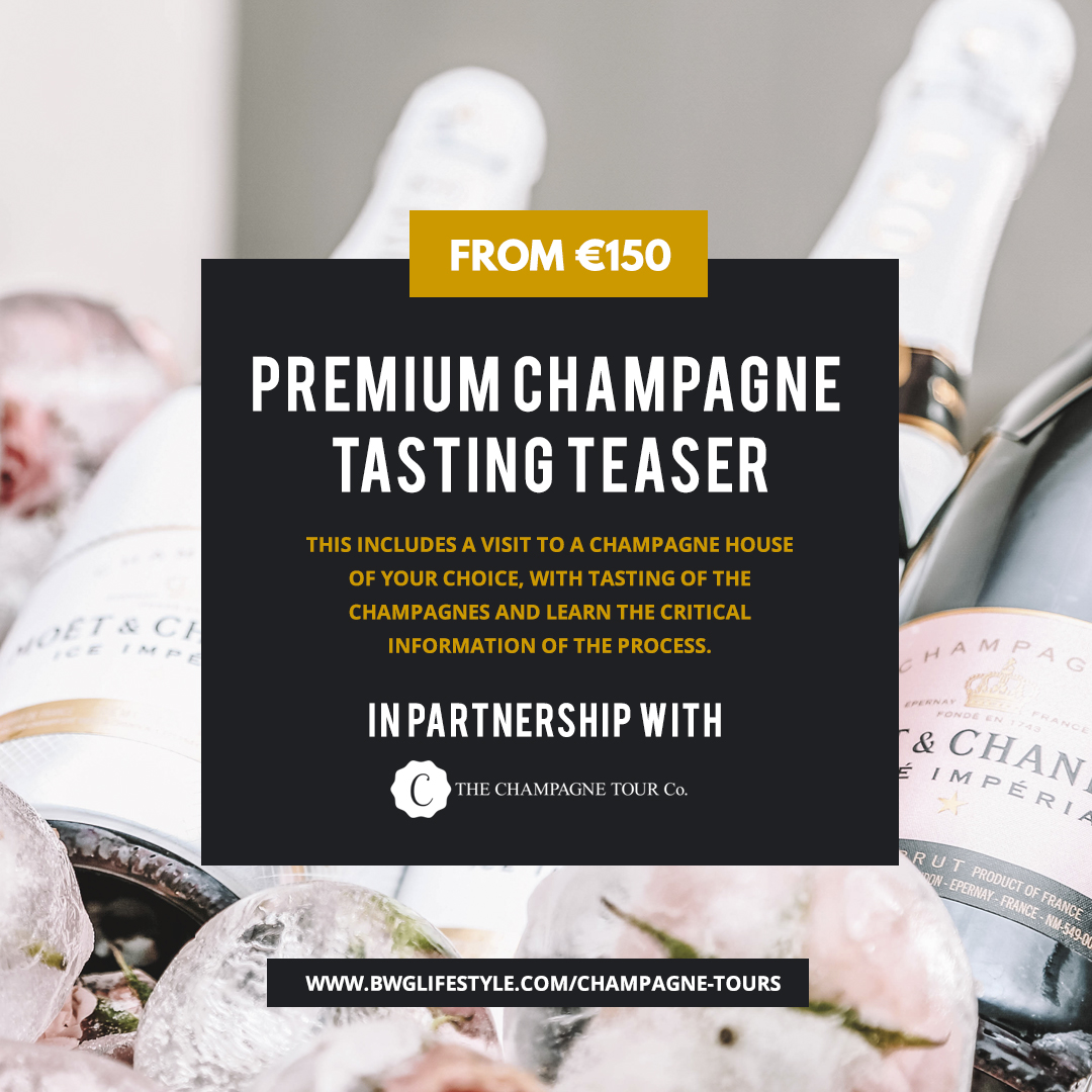 Champagne Tours -