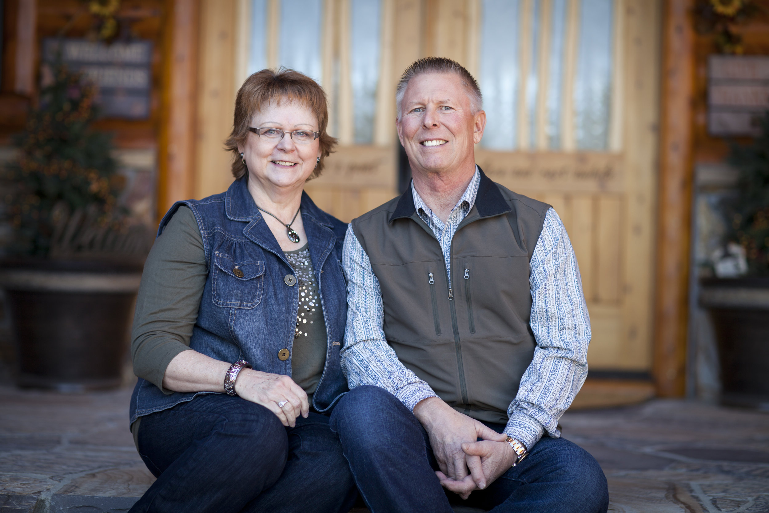 Kevin & Julie - Kevin and Julie are builders and farmers for the future. The late 70's brought many challenges to local farmers including Kevin and Julie. This challenge caused them think outside of the box towards a new concept of organic farming. In 1983 they restructured their farming operation and began growing organic crops and seeds. Their grains were shipped all over the United States and the world from Europe to Japan. Growing things to fill needs is Kevin and Julie's niche. They were growing organic before organic was a household term. In 2016 Kevin and Julie began another phase of building for the future in the form of aeroponic technology.