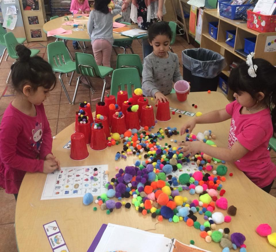 Sorting by color and size