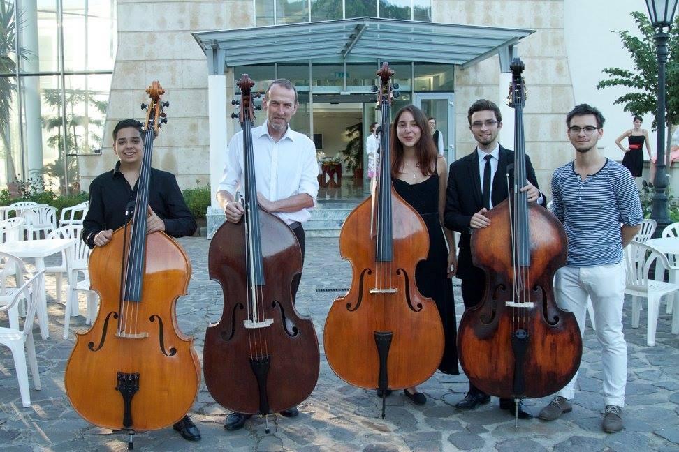 Crescendo Hungary Bass class 2016