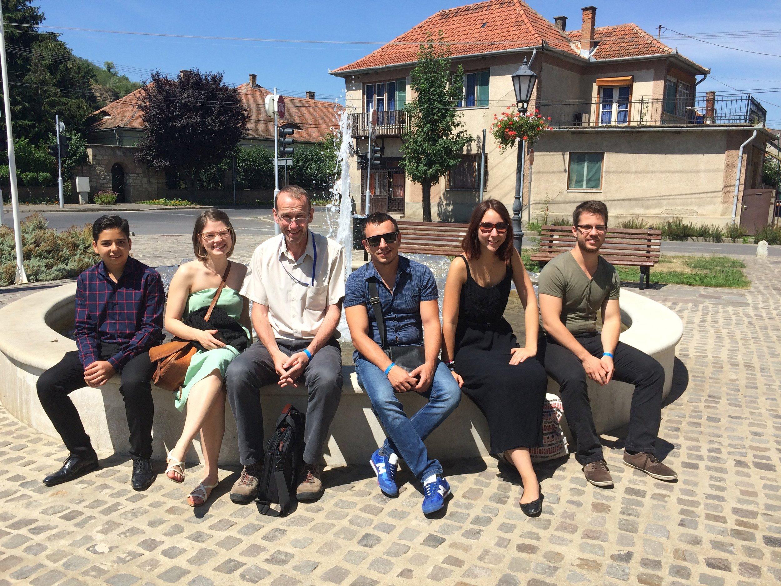 Crescendo Hungary Bass class 2015
