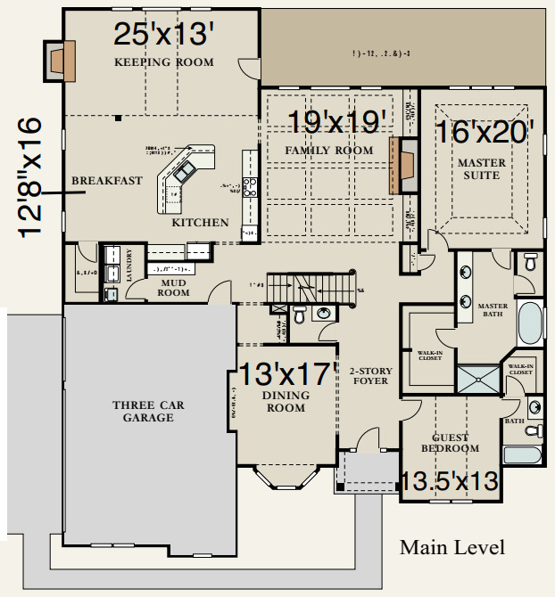 Franklin first floor plan.PNG