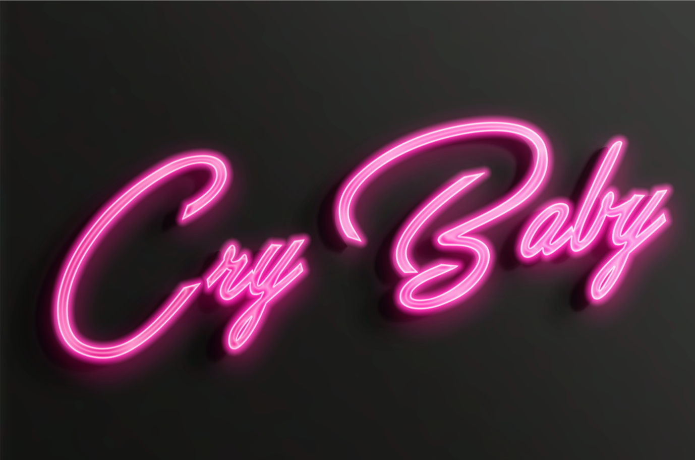 Cry Baby - Dive Bar