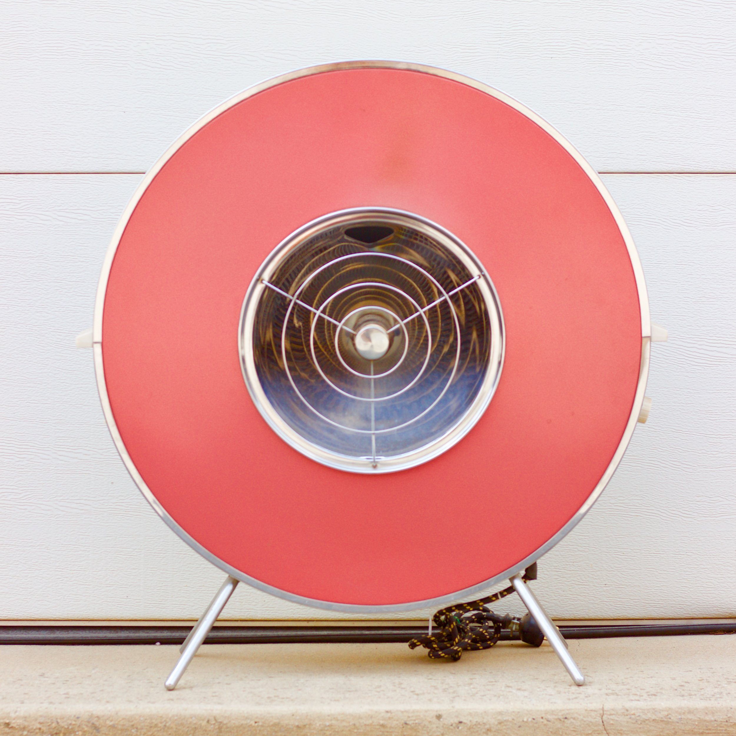 Circa Antiques | York, Pa | Showroom | Mid Century Modern Fan
