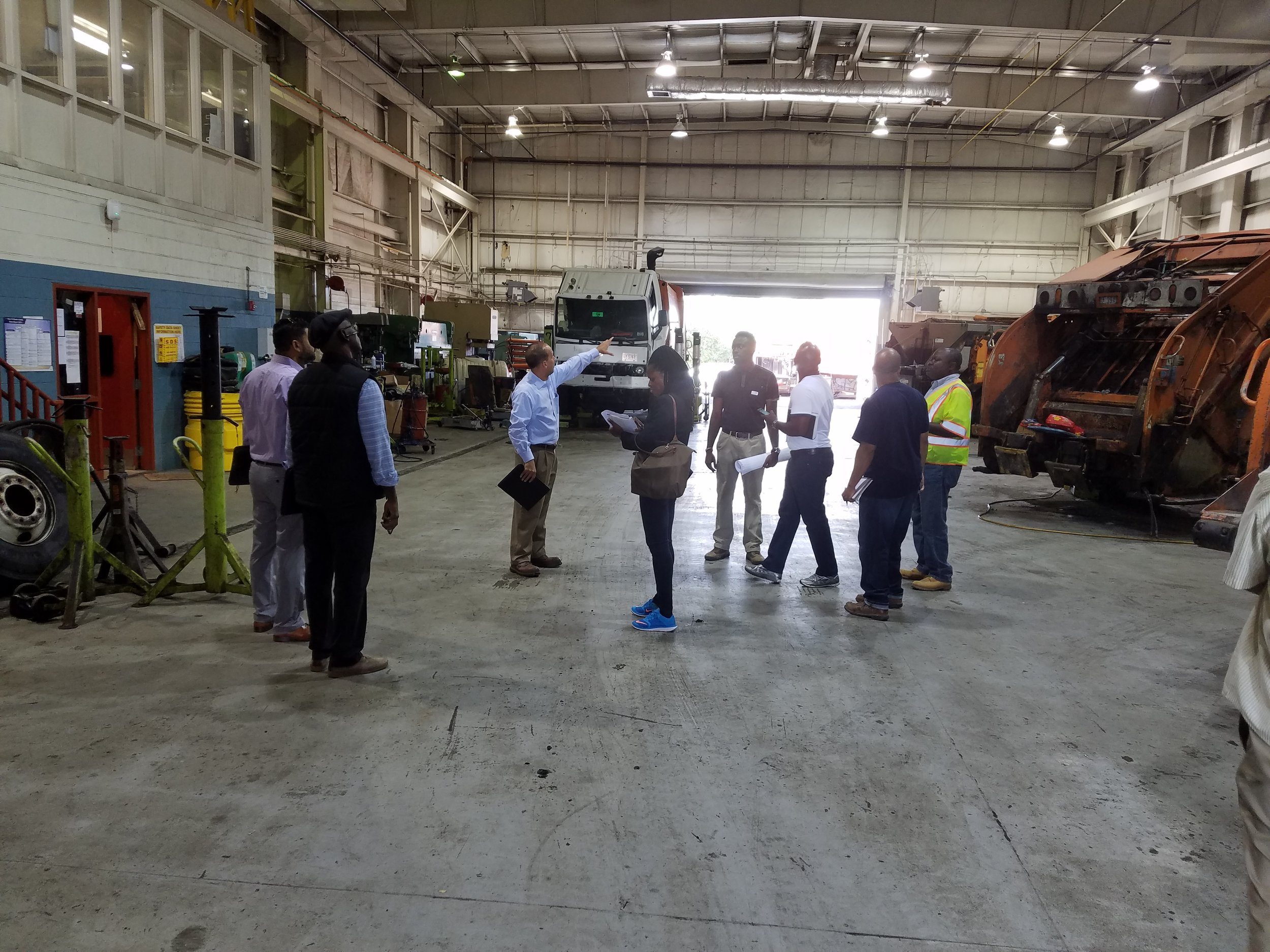 Facilities Engineering, Inspections, and Commissioning