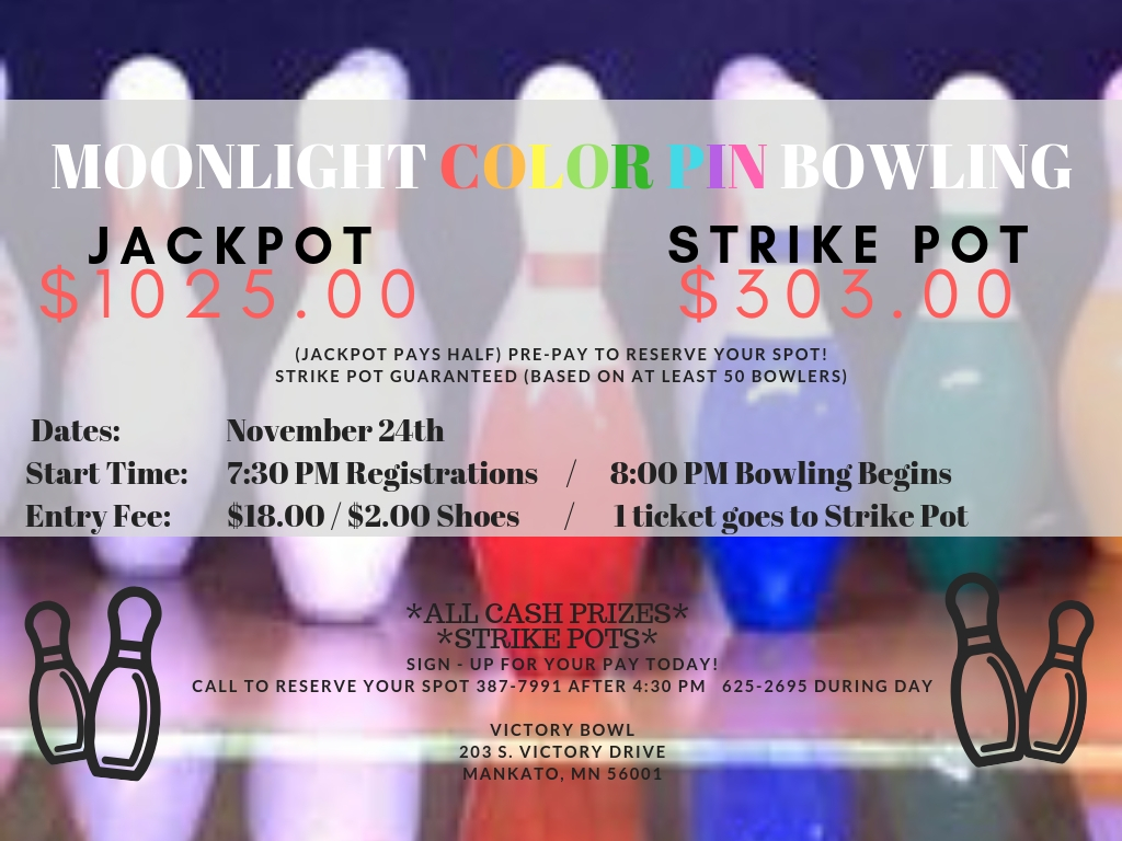 Color Pin - Victory Bowl-Nov24