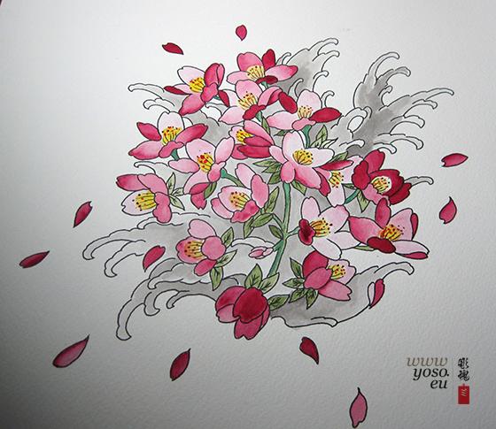 cherry_blossoms_tattoo_flash.jpg