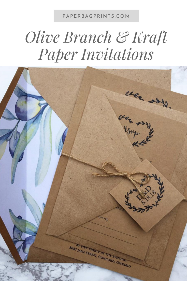 Paper Bag Prints - Diana and Denny Pinterest