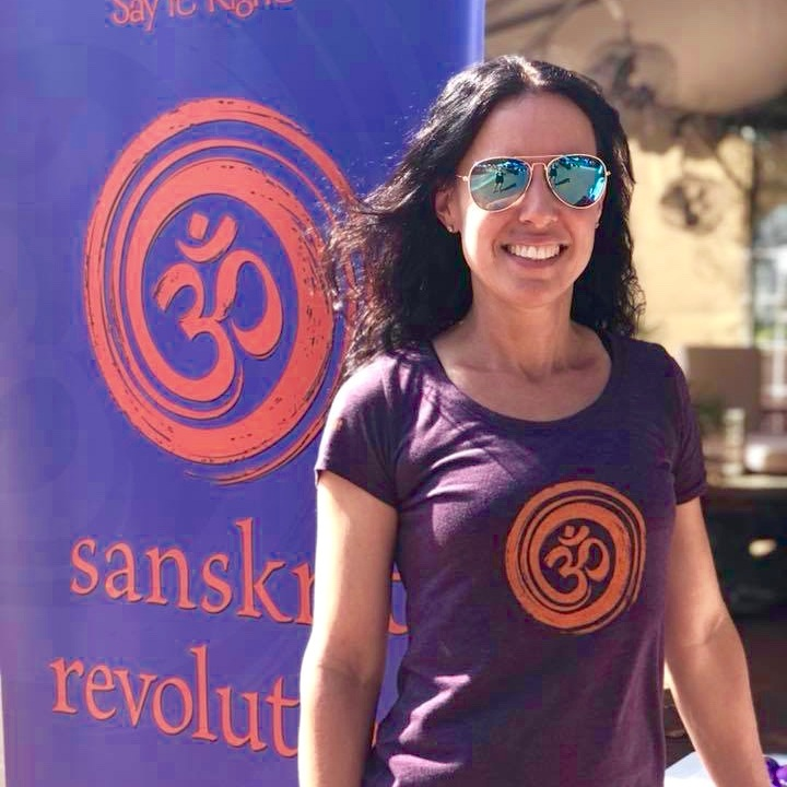 THE LANGUAGE OF YOGA     with          Marcy Goldstein, PhD -Saturday, August 24 12-3 pm - Ever wondered what your teacher is saying in Sanskrit? Would you like to pronounce Sanskrit confidently? Do you know the multiple translations of
