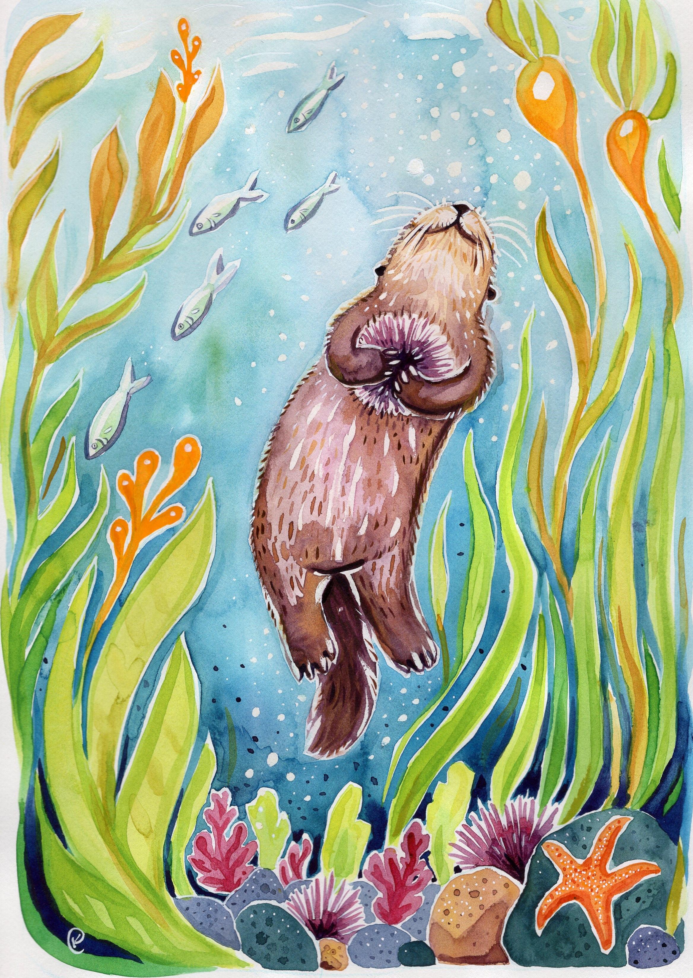 Otter Urchin