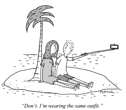 Cartoon published in The Spectator