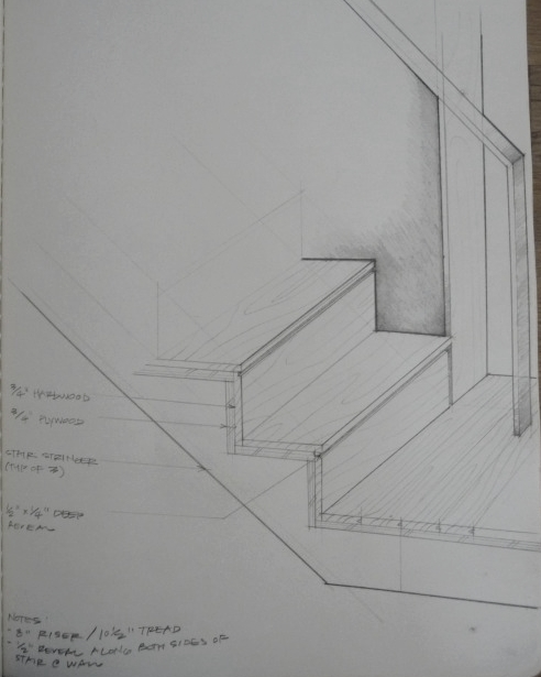 SKETCH - OOMBRA ARCHITECTS ©