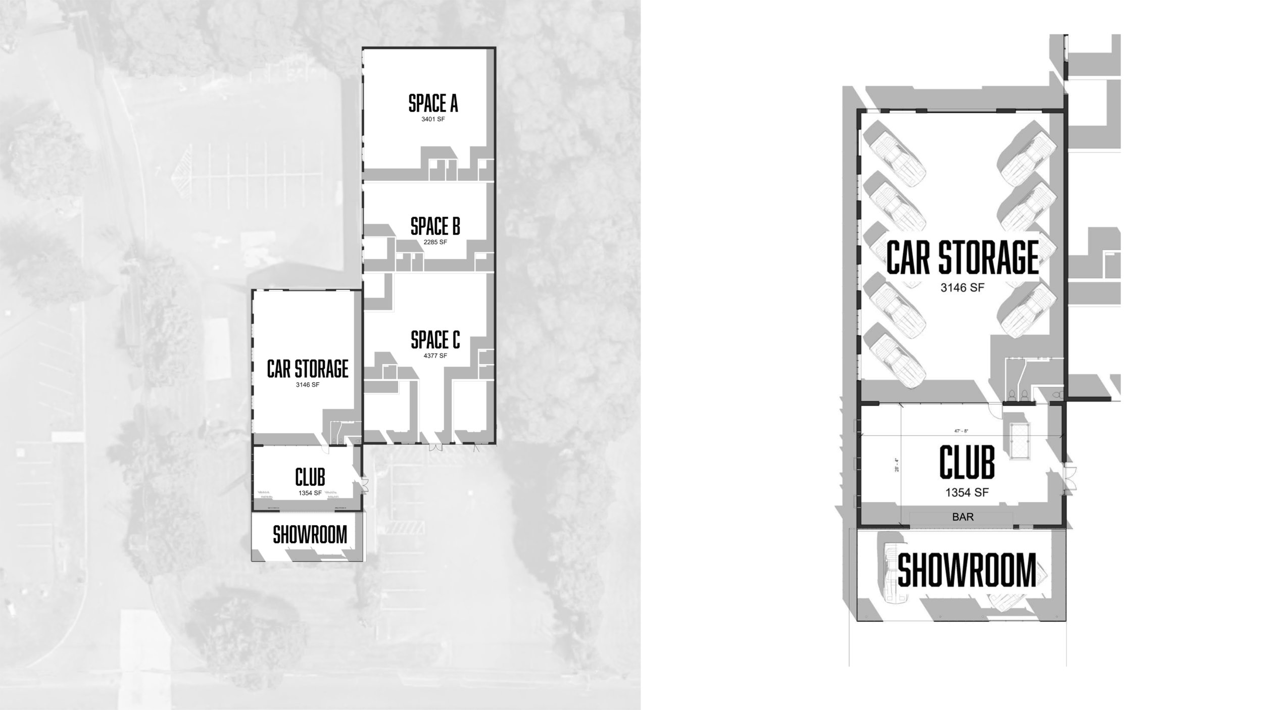 PLAN CONCEPT - OOMBRA ARCHITECTS ©