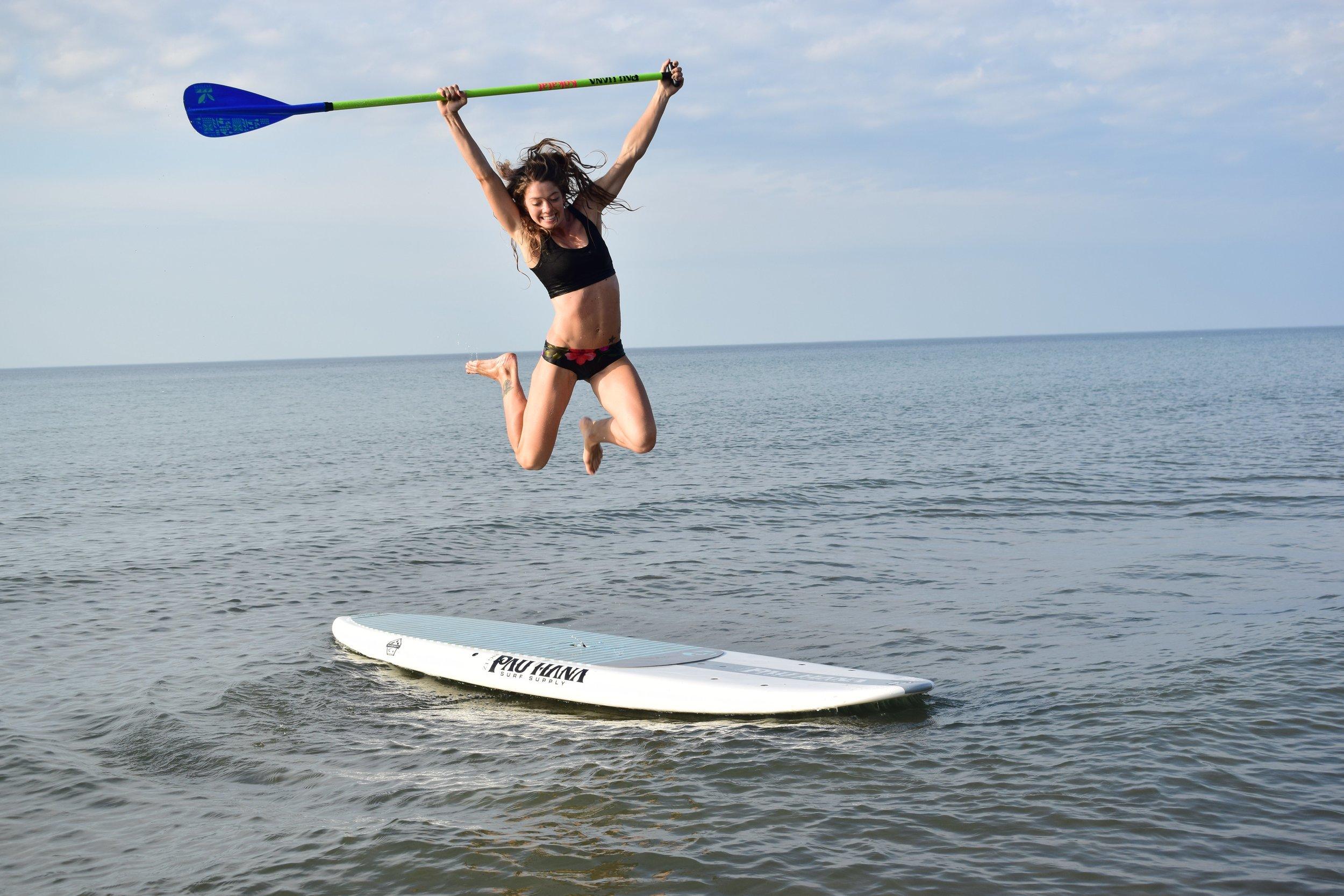 Photo by Sup Erie Adventures : Pau Hana Boards