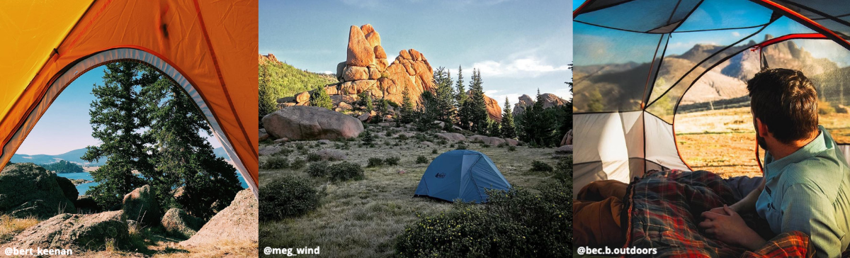 Colorado Camping Inspiration