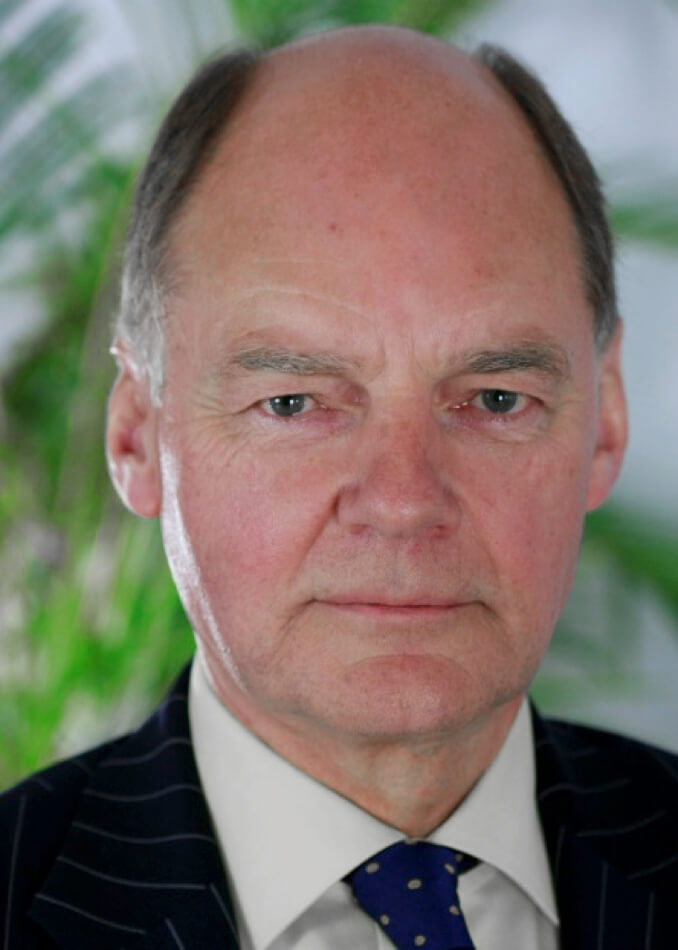 Vice Admiral (Retired) Sir Tim McClement KCB OBE