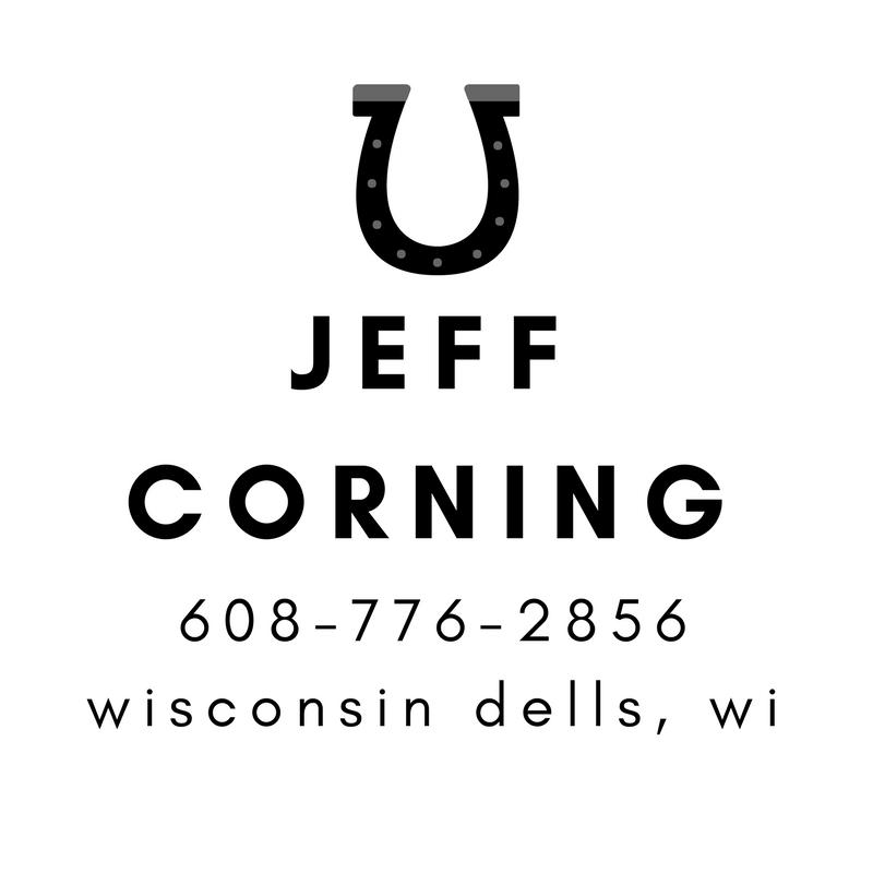 Jeff Corning - Wisconsin Dells Farrier