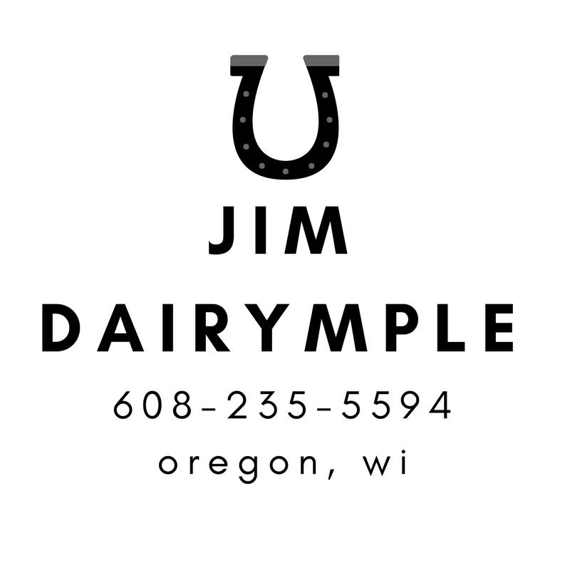 Jim Dairymple - Oregon Farrier