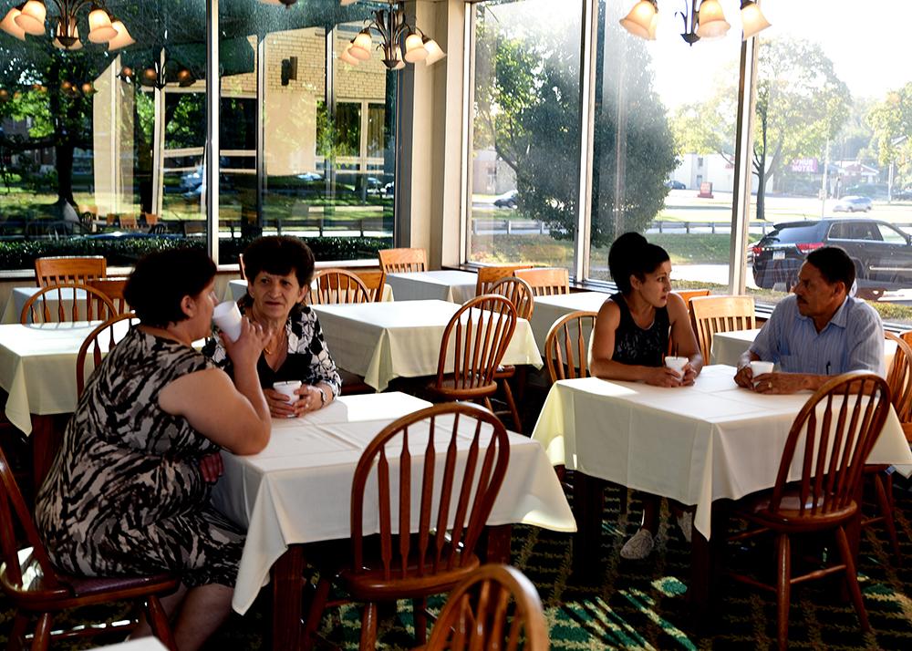 Roosevelt Inn - Coffee Service