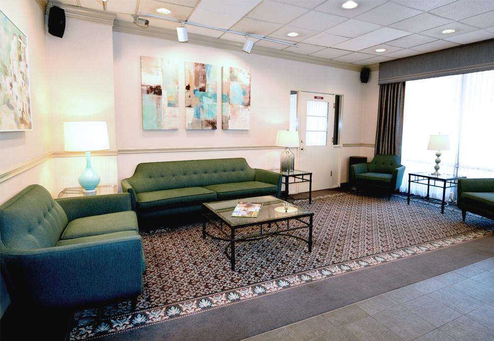 Roosevelt Inn - Lobby