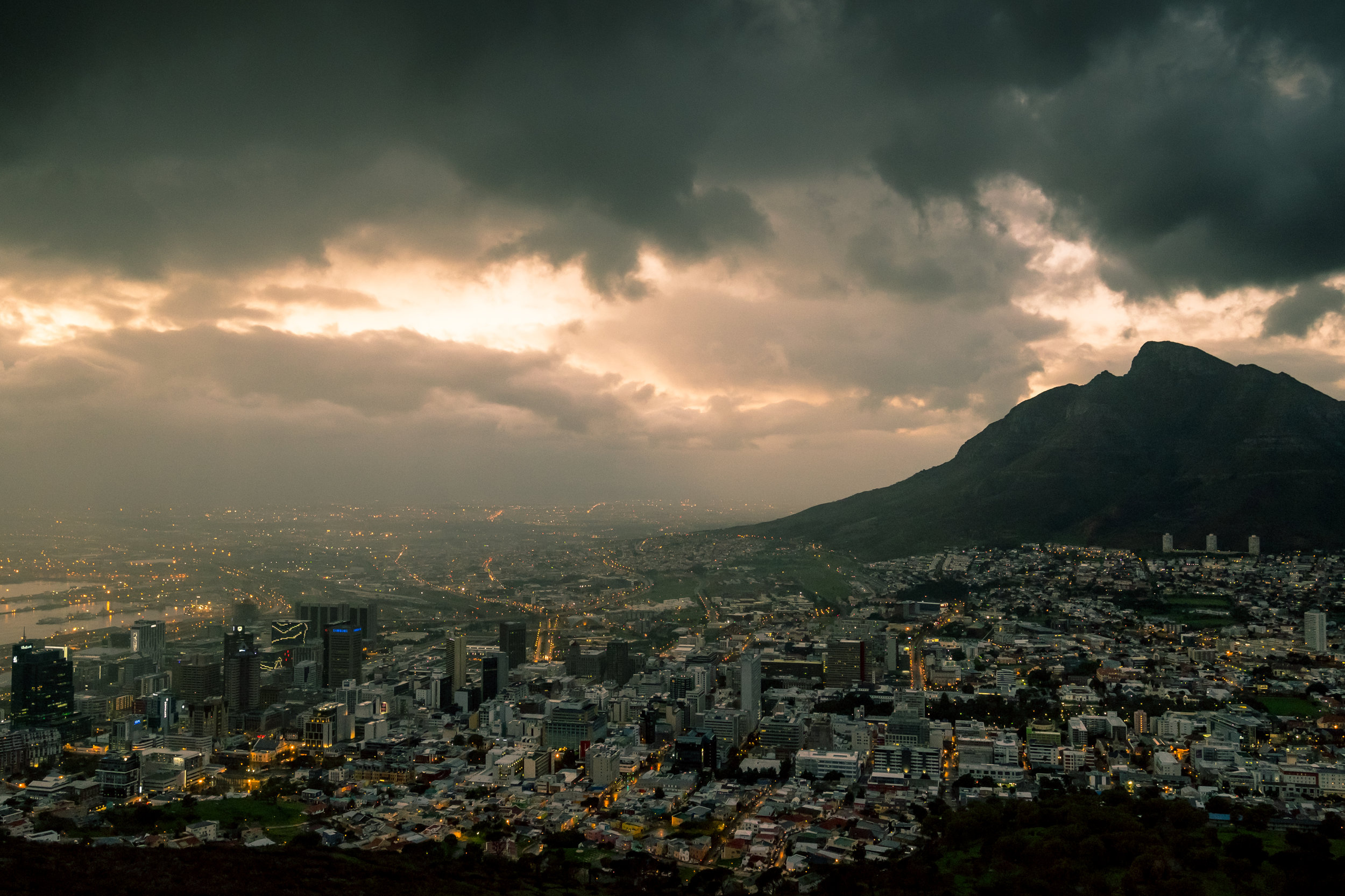 Cape Town.