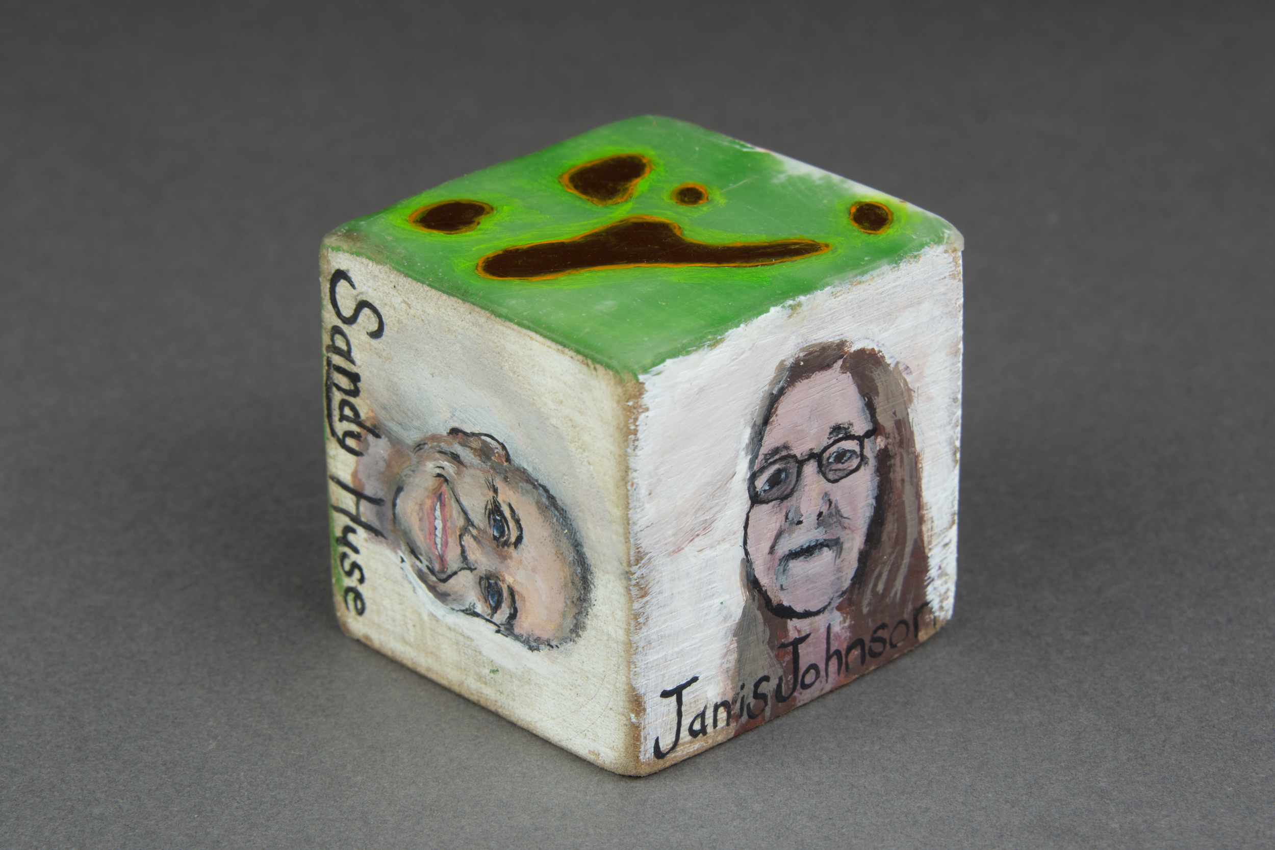 Cube for Sandy and Janis