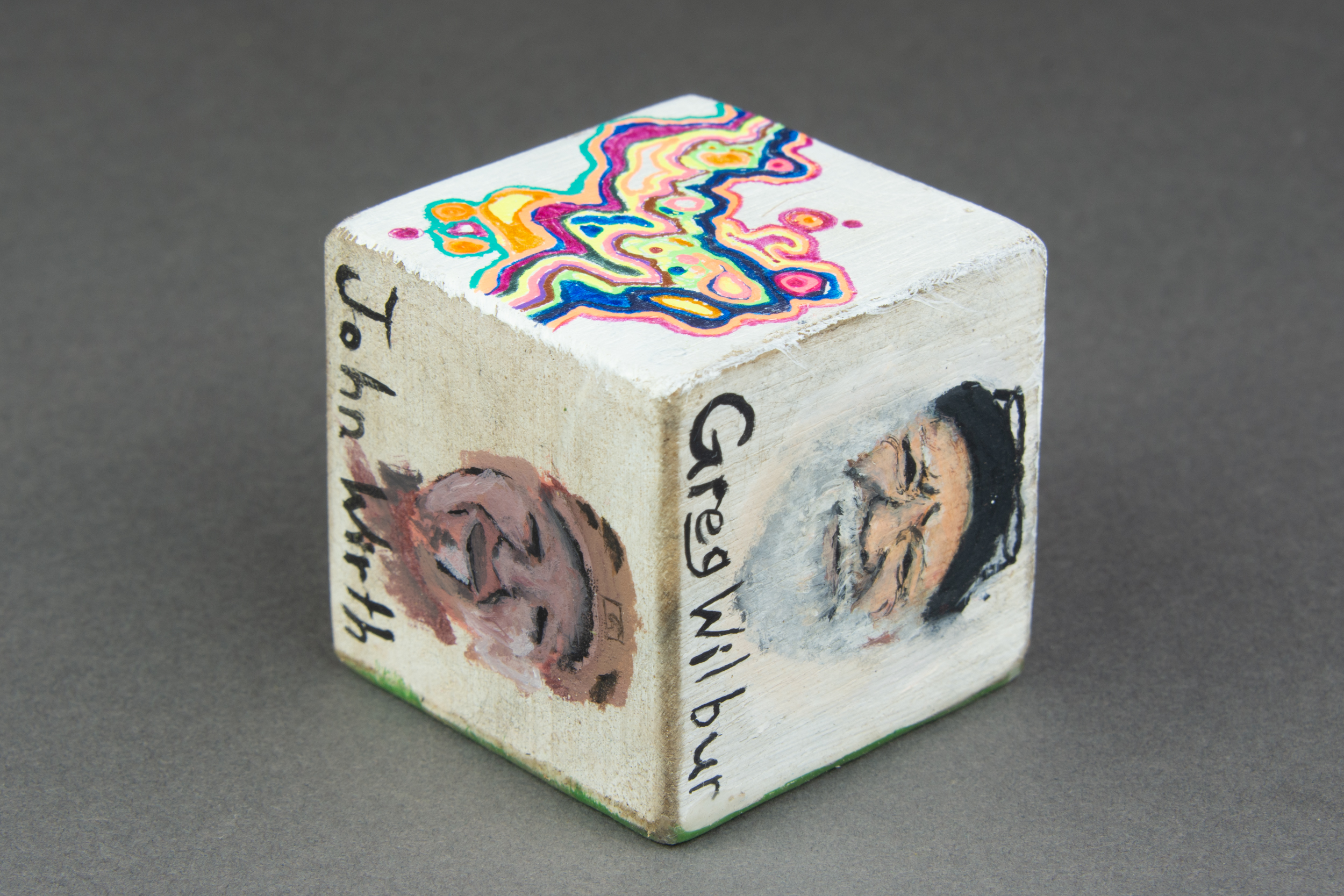 Cube for Greg and John