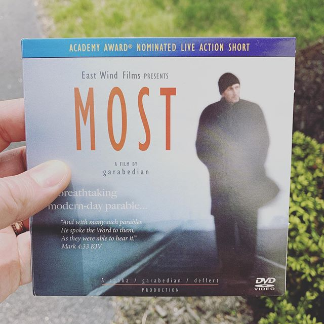 Tomorrow night at Elevate. We're watching MOST.