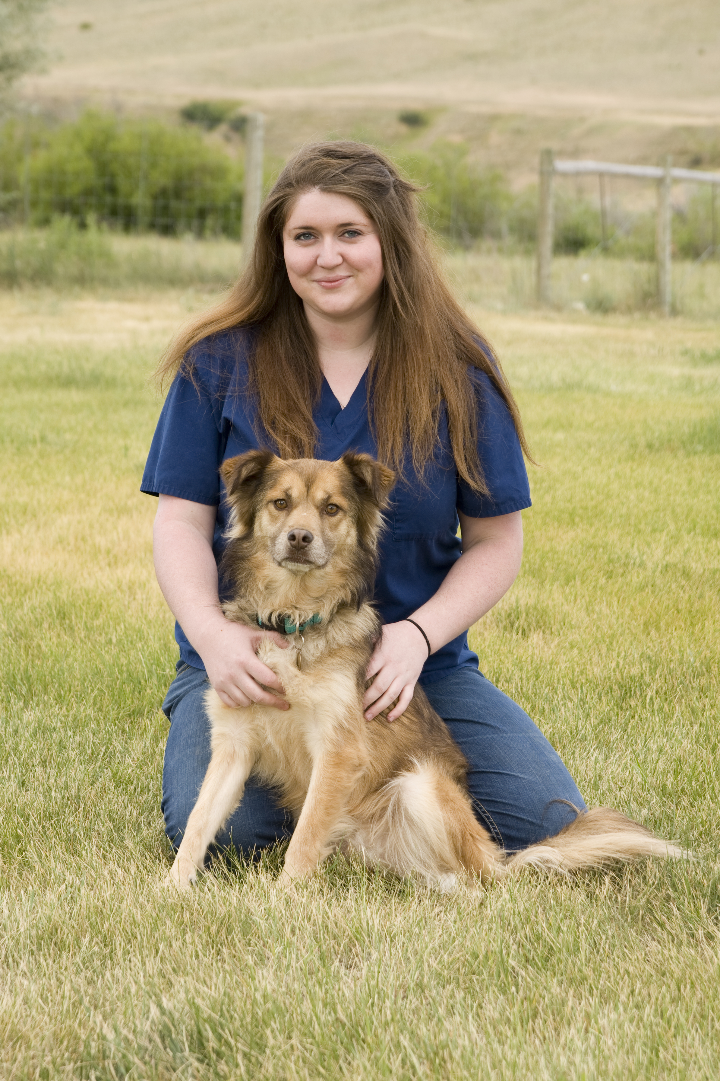 Jaycee Wood, CVA - Jaycee has been with CFVC since 2012, starting as receptionist and kennel assistant. She is now one of our full time Certified Veterinary Assistants. She grew up in the Deer Lodge Valley. She enjoys volunteering her time fostering and encouraging pet adoptions. She and her two children love any outdoor activity where their dogs (Callie Jo & Benny) can tag along. They enjoy photography, camping and hiking.